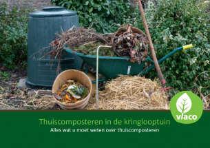 Thuiscomposteren in de kringlooptuin